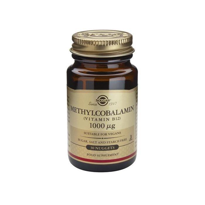 Metilcobalamina (Vitamina B12) 1000 Mcg