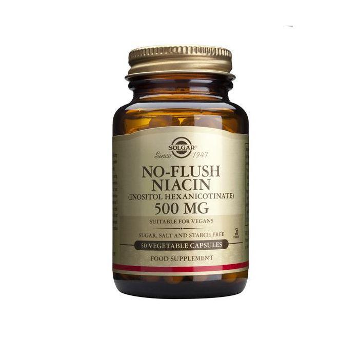 No-Flush Niacina