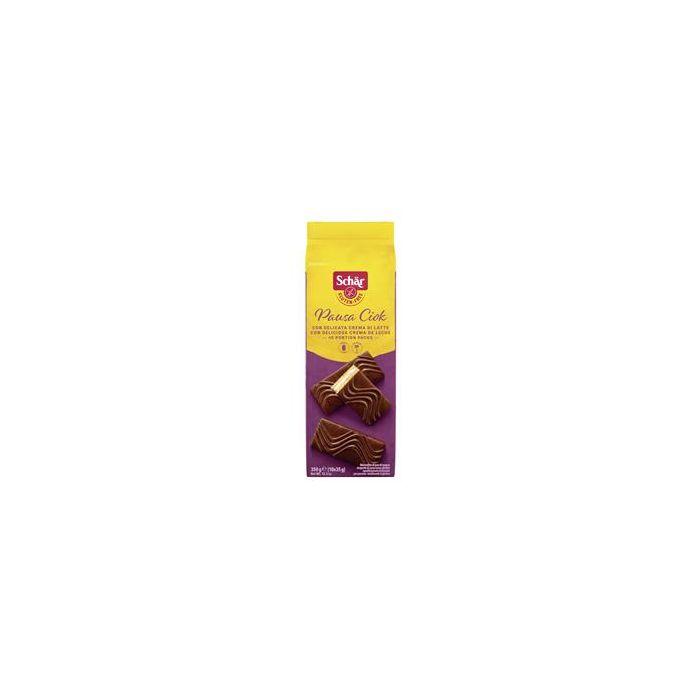 Pausa Ciok - Bolo Pão Ló Cobertura Chocolate Sem Glúten