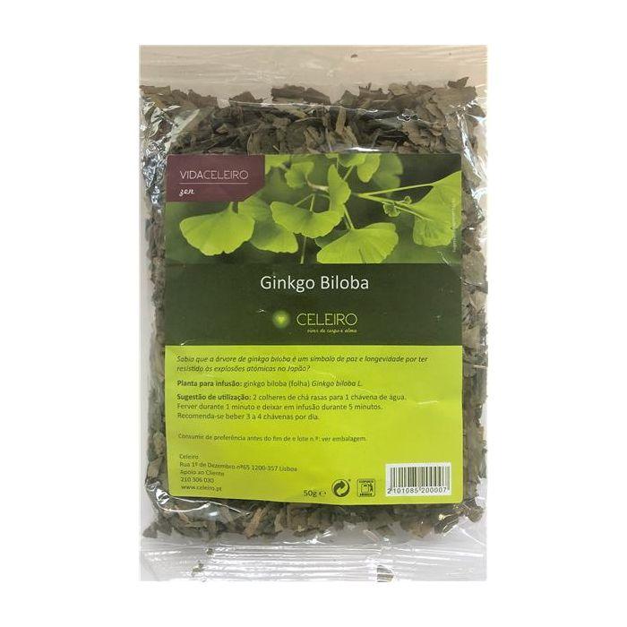 Chá Ginkgo Biloba