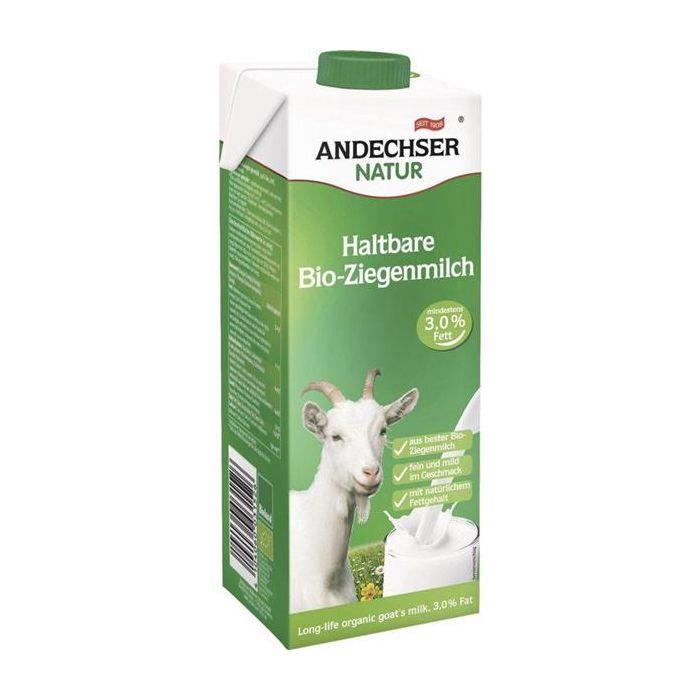 Andechser Natur Leite Cabra Bio