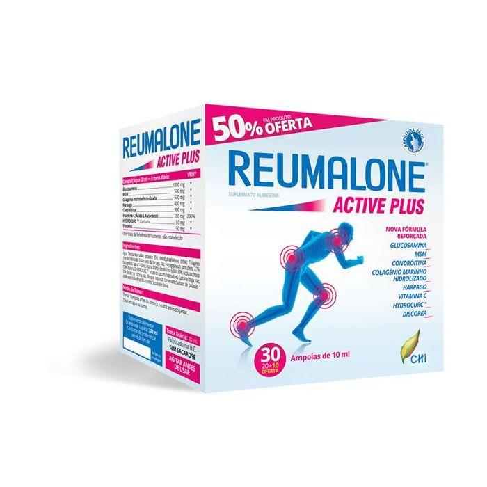 Reumalone Plus Ampolas