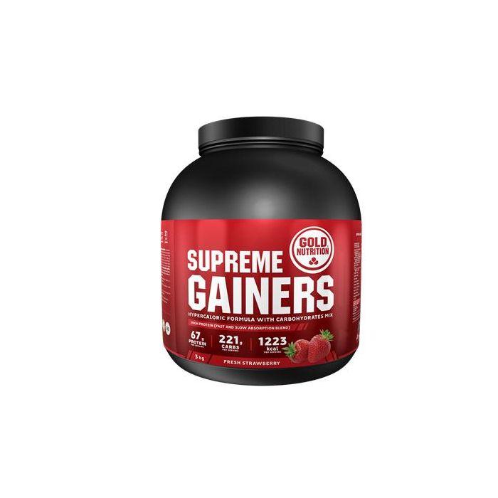 Supreme Gainers Goldnutrition - Morango