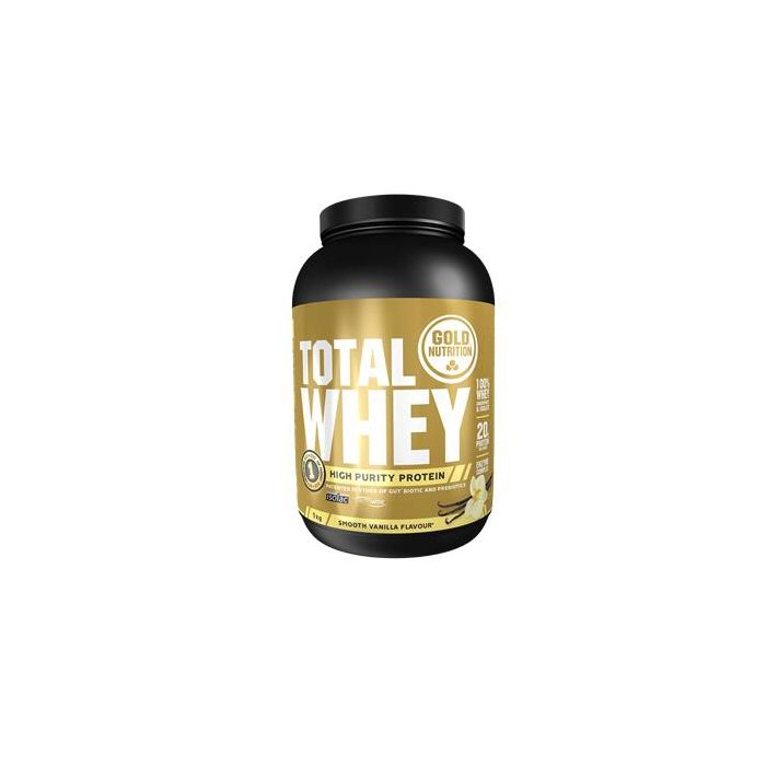 Total Whey Goldnutrition - Baunilha