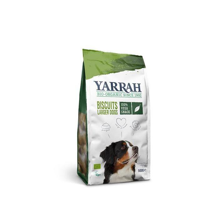 Yarrah Cao Biscoitos Vegan Bio 500G