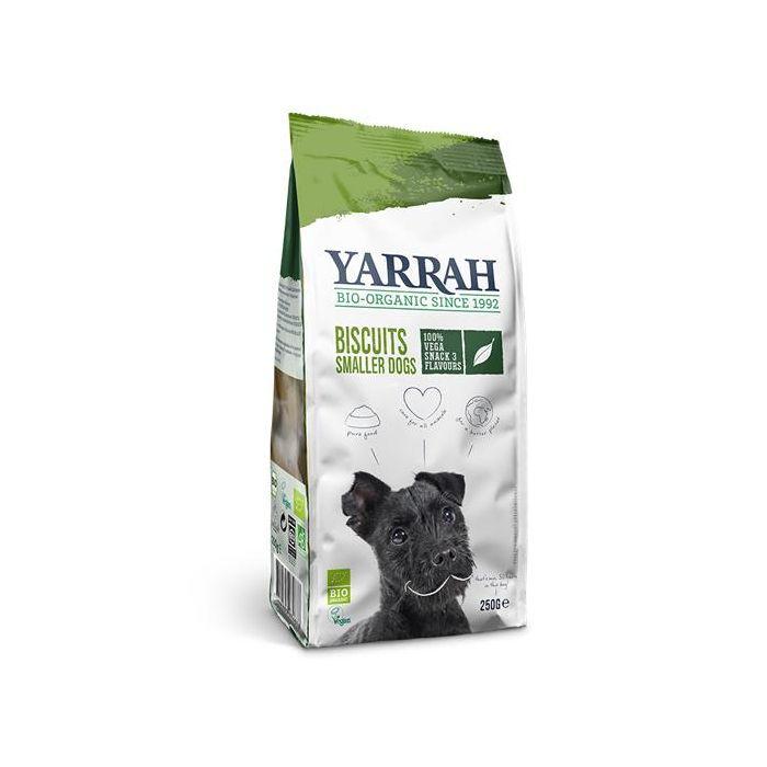 Alimento Para Cao Pequeno - Biscoitos Vegan Bio 250G