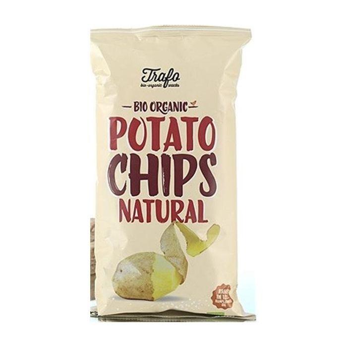 Batatas Fritas Bio