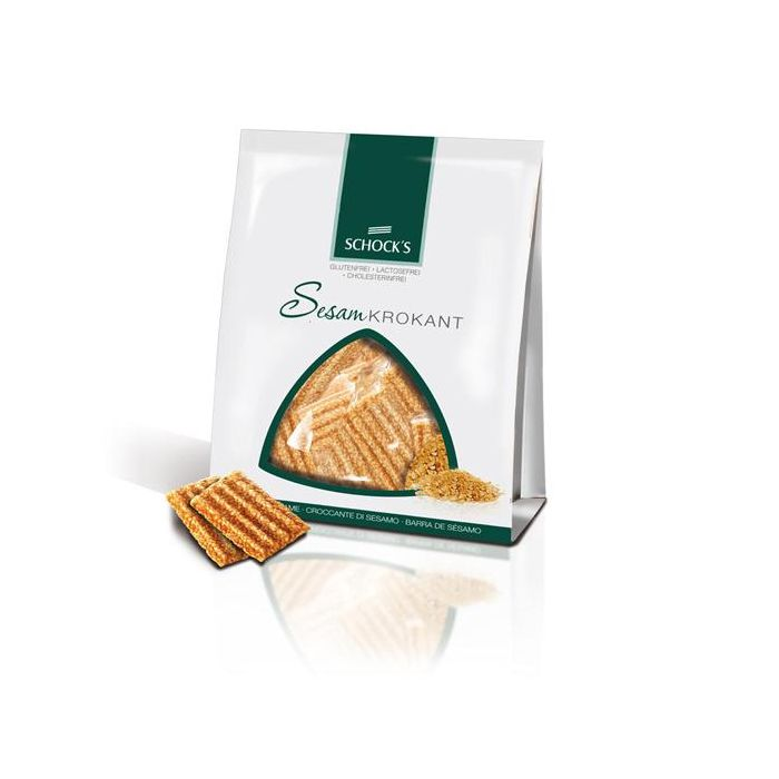 Barras Sésamo Crocante Mini-Pack