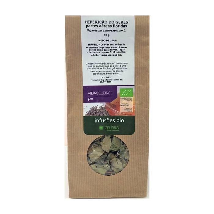 Chá Hipericão-Do-Gerês Bio