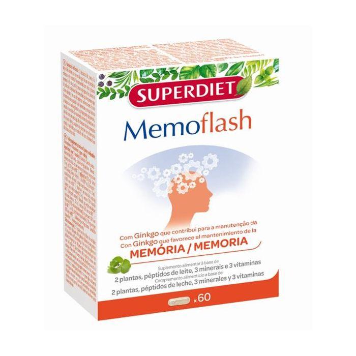 Memoflash 60 Cápsulas