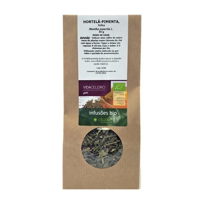 Chá Hortelã-Pimenta Bio