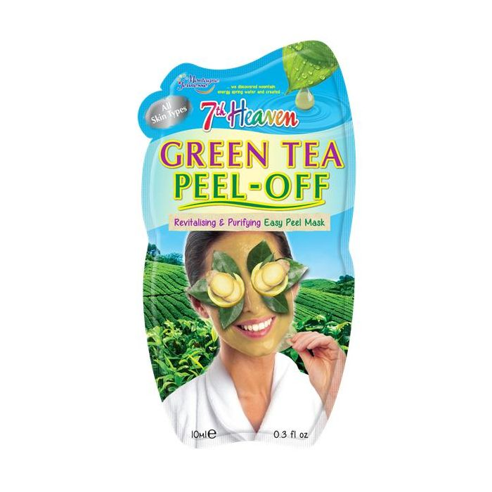 Máscara Facial Peel Off Chá Verde