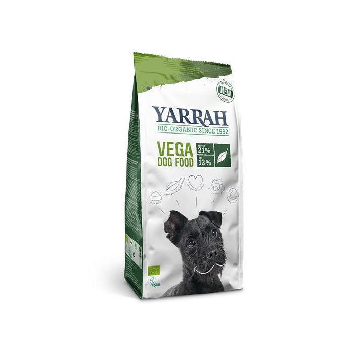 Yarrah Cao Granulado Vegan Bio 10Kg