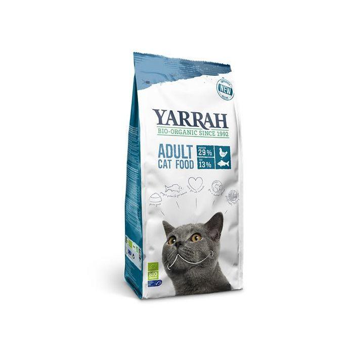 Alimento Para Gato - Granulado Frango + Peixe Bio