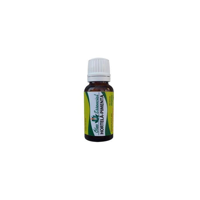 Óleo Essencial De Hortelã-Pimenta