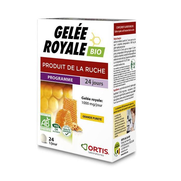 Geleia Real Bio 24 Comprimidos