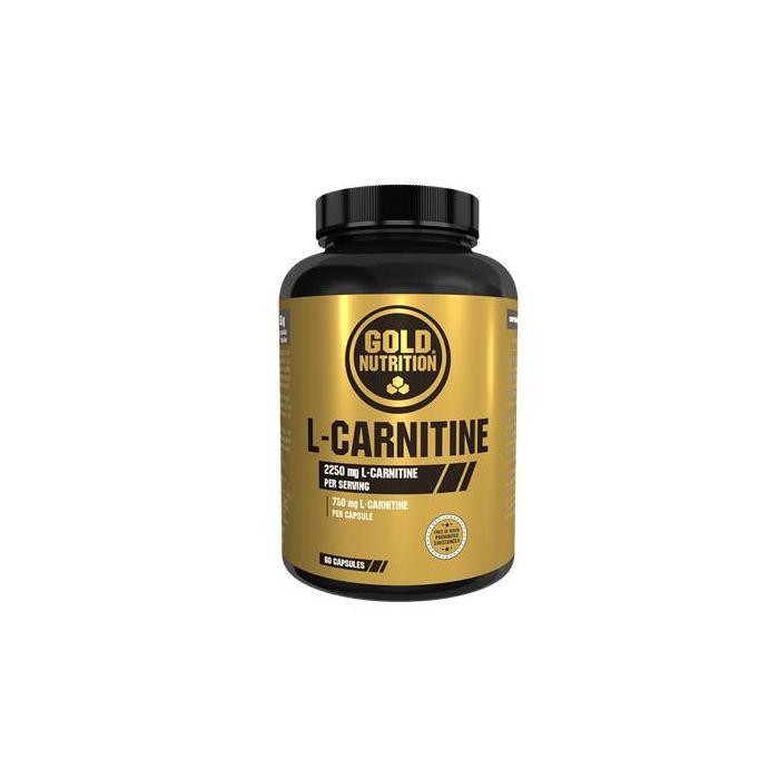 L-Carnitine 750 Goldnutrition