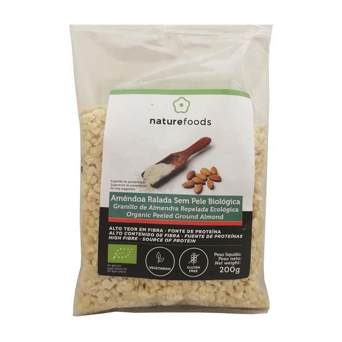 Naturefoods Amêndoa Ralada Bio