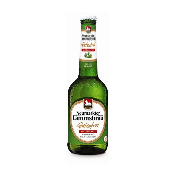 Cerveja Sem Glúten E Sem Álcool Biológica
