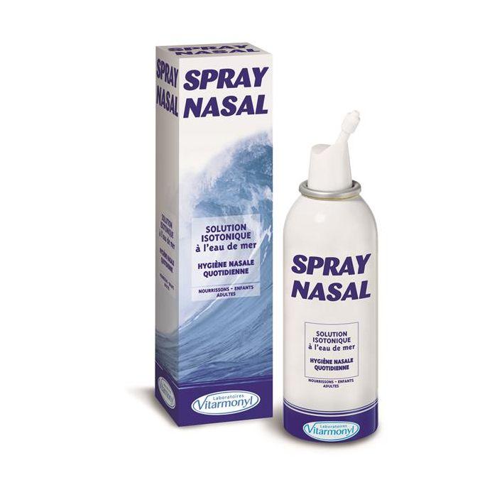 Spray Nasal Água Do Mar