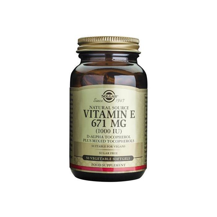 Vitamina E 671 Mg (1000 Ui)