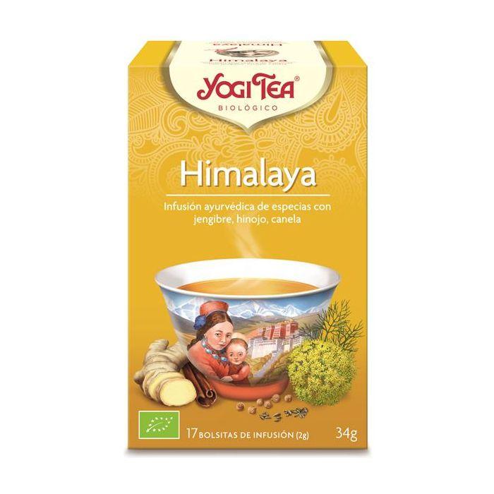 Infusão Bio Himalaya