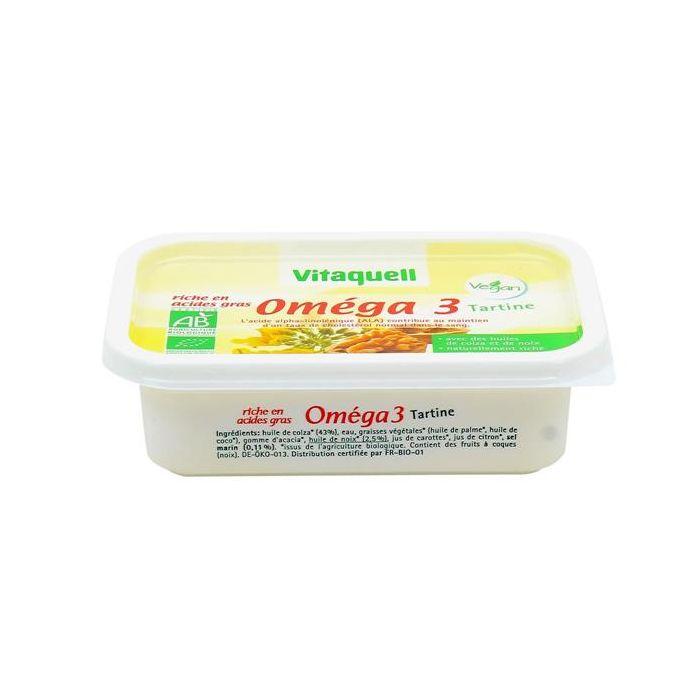 Creme Vegetal Ómega 3 Bio