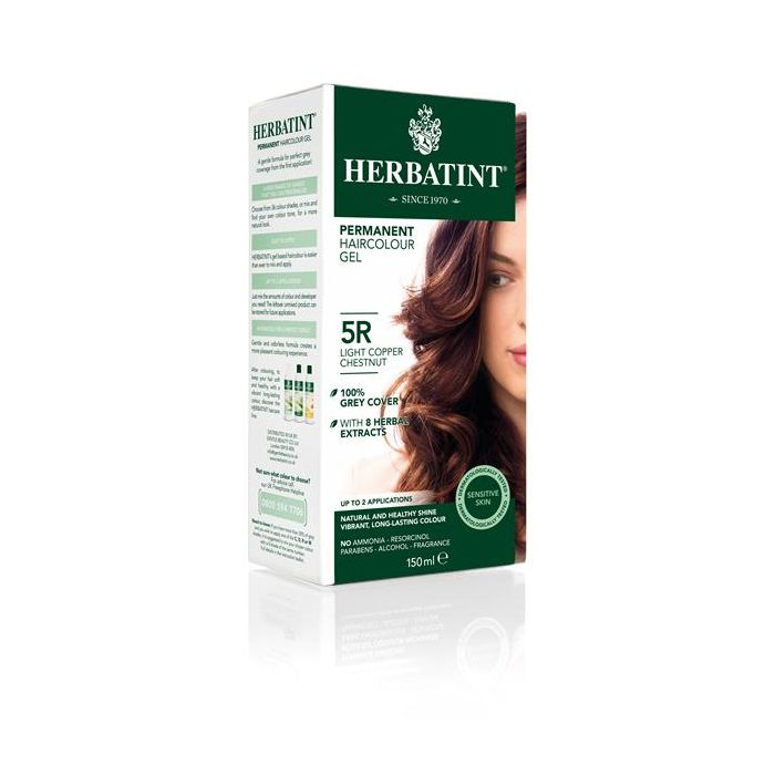 Herbatint R5 Castanho Claro Acobreado