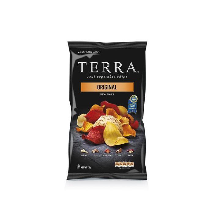 Mistura Exótica De Vegetais Fritos (Original)