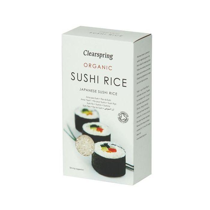 Arroz Para Sushi Bio