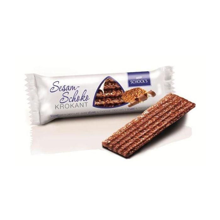 Barra Sésamo Crocante+Chocolate