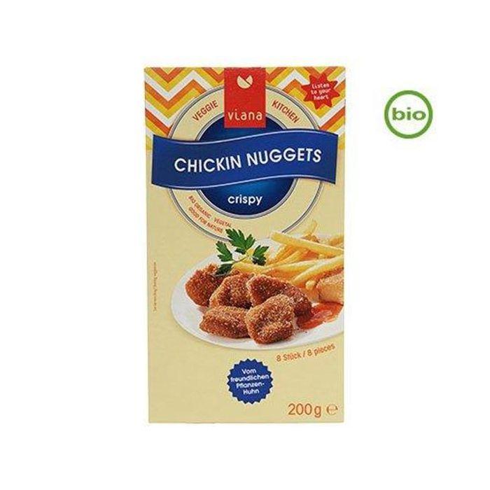 Nuggets Vegetais Panados Crocantes Bio