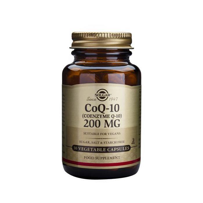 Coq-10 200 Mg