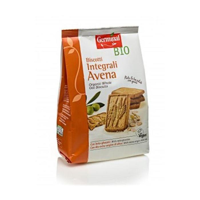Biscoitos Integrais Com Aveia Bio