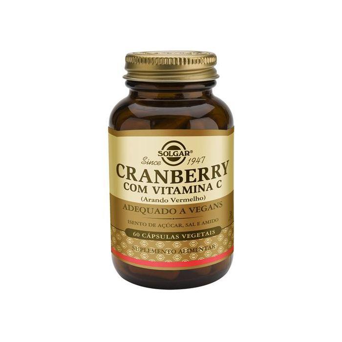 Cranberry Com Vitamina C