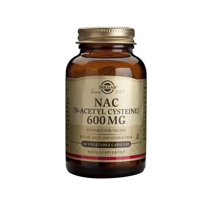 Nac (N-Acetil, L.Cisteina)