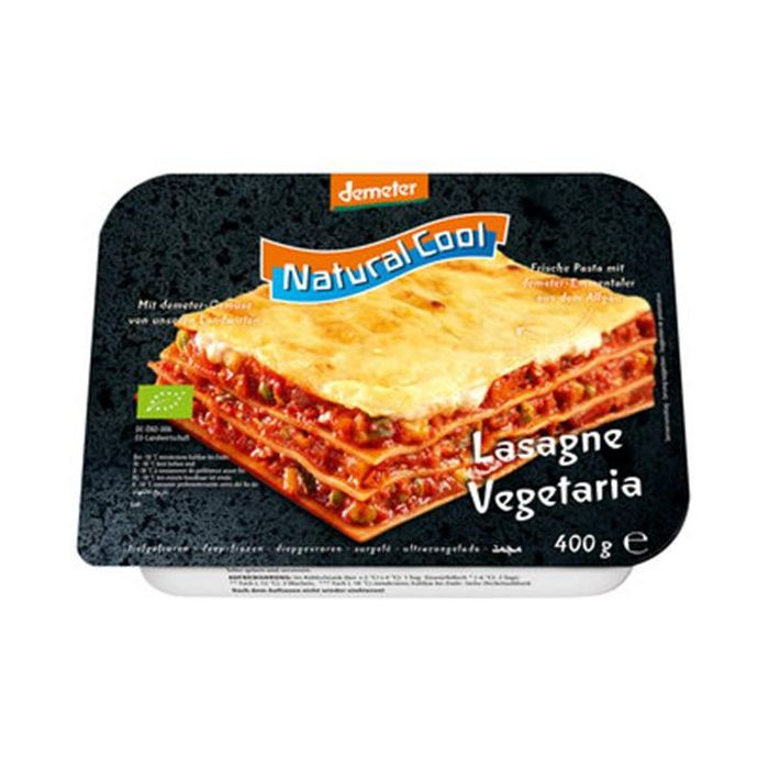 Lasanha Vegetariana Congelada Bio
