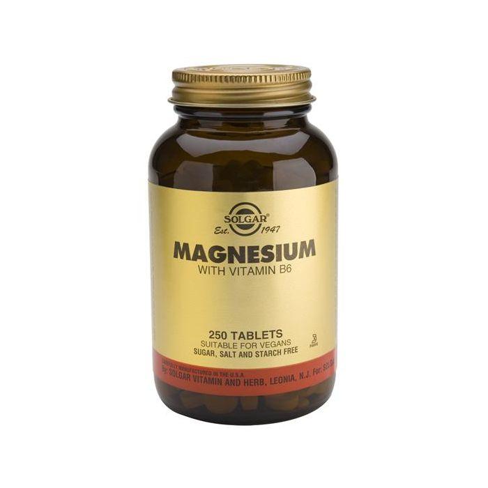 Magnésio Com Vitamina B6