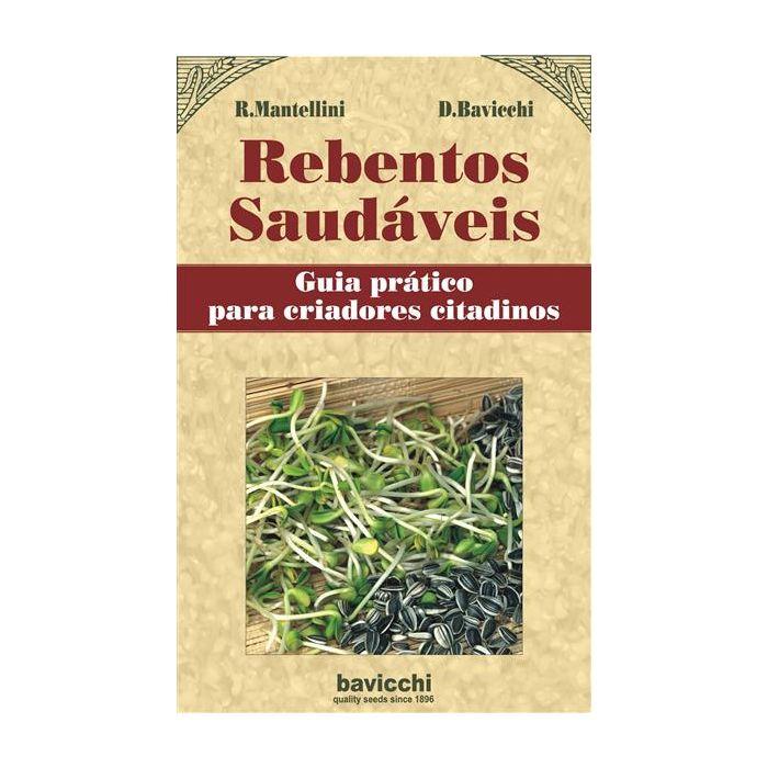 Livro «Rebentos Saudáveis»