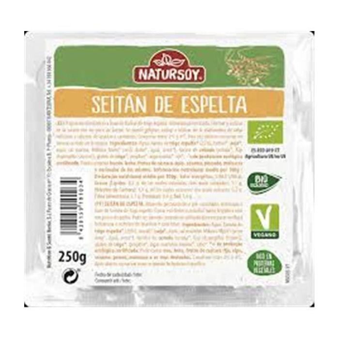 Seitan De Trigo Espelta Bio