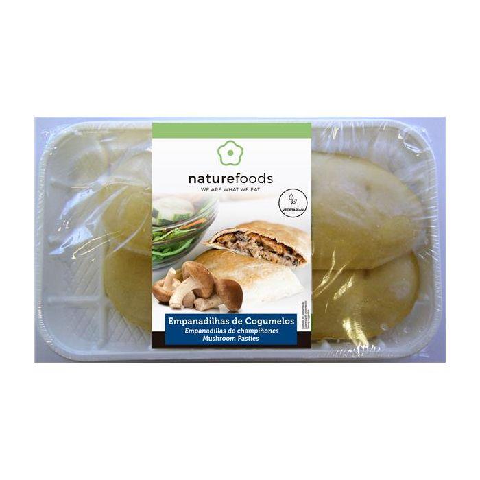 Empanadilhas De Cogumelos Congeladas
