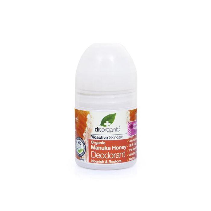 Desodorizante Mel De Manuka Bio