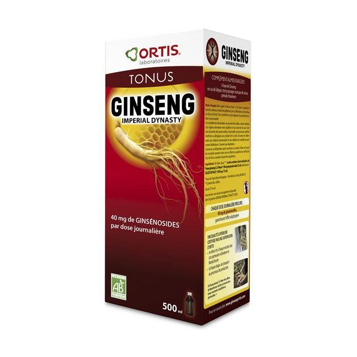 Ginseng + Geleia Real Bio Sem Álcool