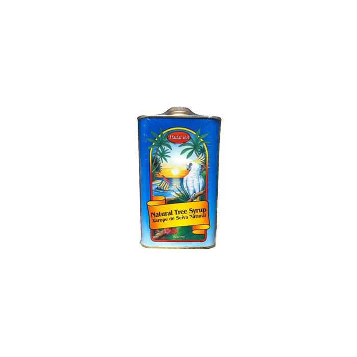 Xarope De Seiva Natural 1/2 Litro
