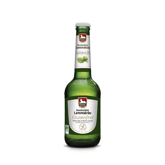 Cerveja Sem Glúten Biológica
