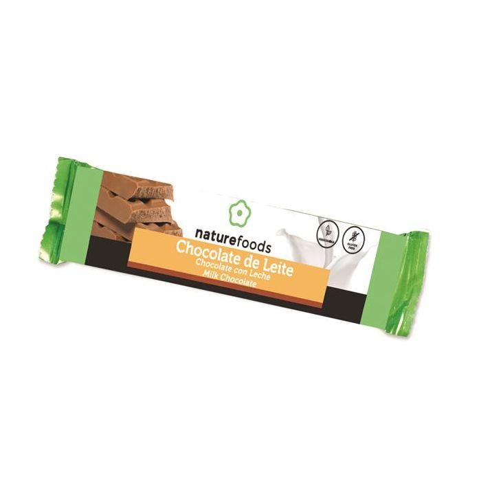 Chocolate De Leite Sem Glúten