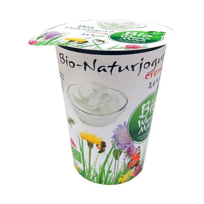 Iogurte Natural Bio 3,6% Gordura Pastagem