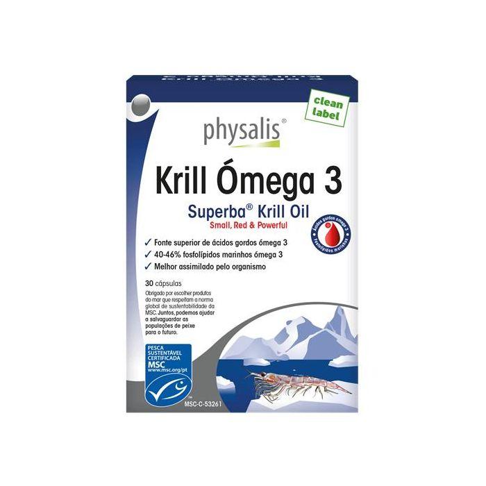 Krill Ómega-3
