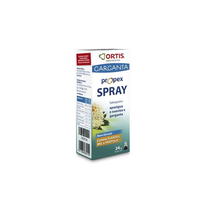 Propex Spray Garganta