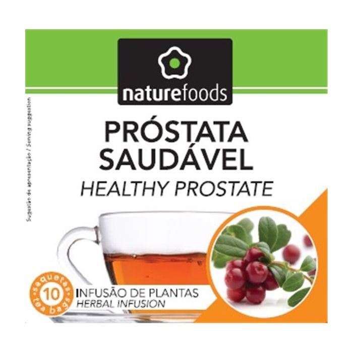 Chá Próstata Saudavel